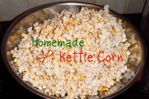 Adirondack Kettle Corn