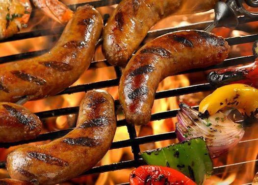 колбаски гриль в духовке рецепт с фото